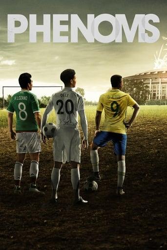 Phenoms 1ª Temporada - Poster