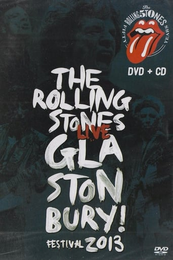 Poster of The Rolling Stones: Live at Glastonbury