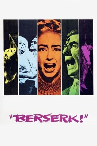 Poster of Berserk!