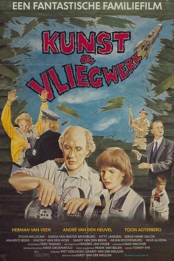 Poster of Kunst en Vliegwerk