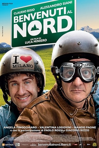 Poster of Welcome to the North