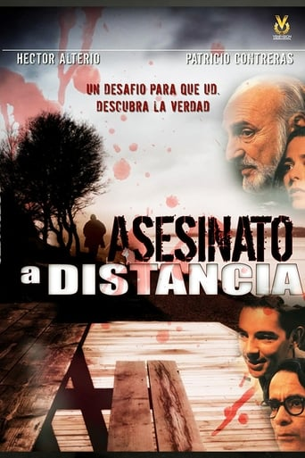 Poster of Asesinato a distancia