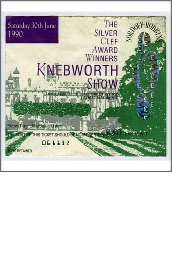 Silver Clef Award Winners Show, Knebworth Park poster