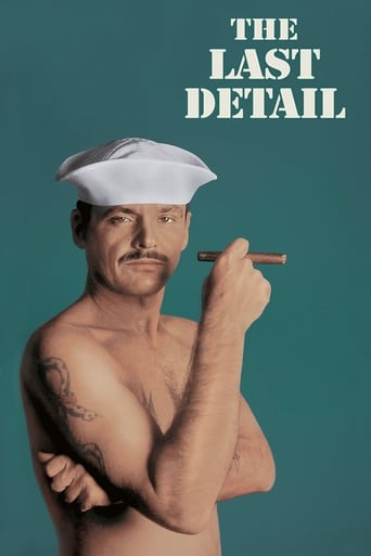 Poster of The Last Detail