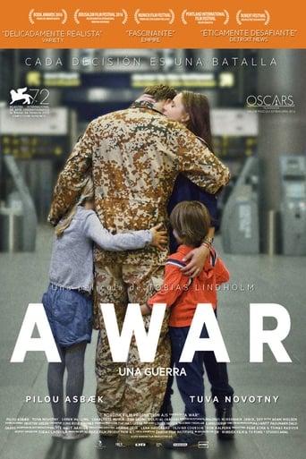Poster of A War (Una guerra)
