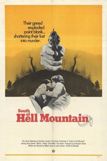 Poster of South of Hell Mountain