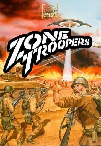 Poster of Zone Troopers