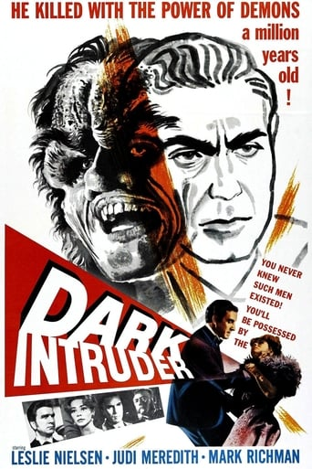 Poster of Dark Intruder