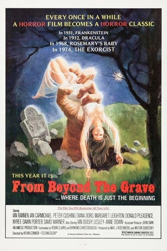 Poster of From Beyond the Grave