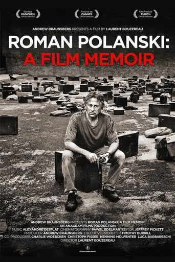 Poster of Roman Polanski: A Film Memoir