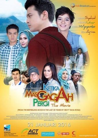 Poster of Ketika Mas Gagah Pergi the Movie