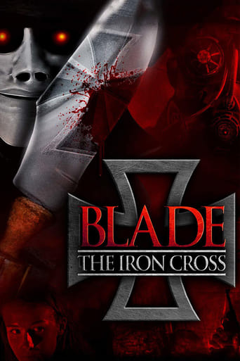 Poster of Blade: The Iron Cross