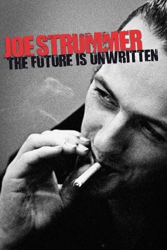 Poster of Joe Strummer: The Future Is Unwritten
