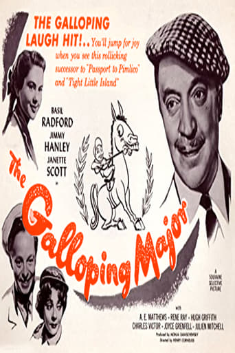 Poster of The Galloping Major