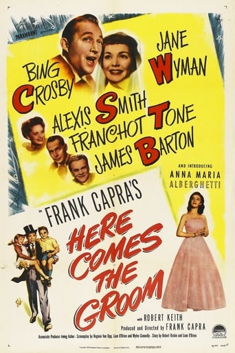 Poster of Here Comes the Groom