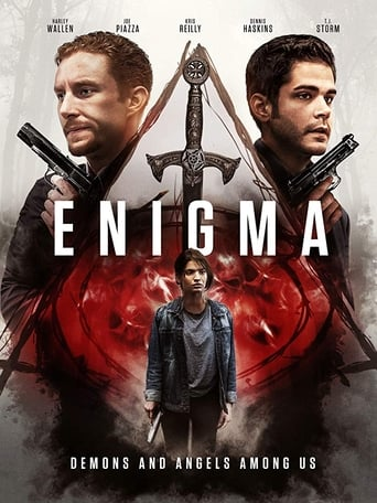 Poster of Enigma