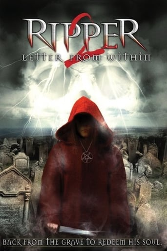 Poster of Ripper 2: Letter from Within
