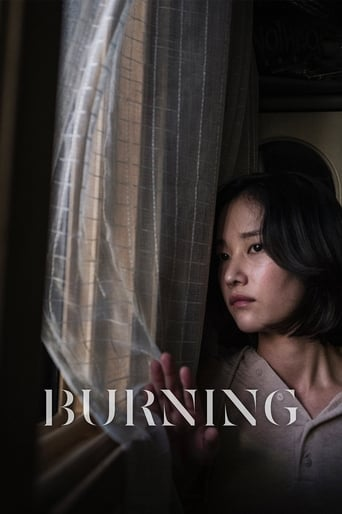 Poster of Burning