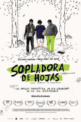 Poster of Leaf Blower