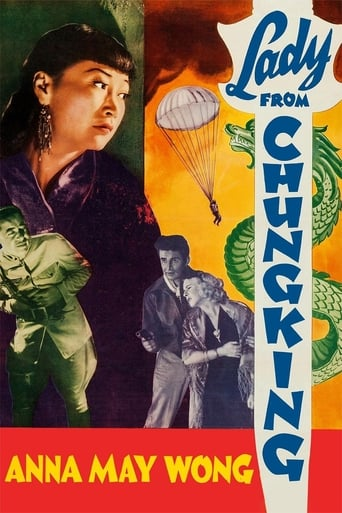 Poster of Lady from Chungking