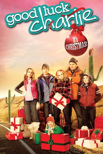 Poster of Good Luck Charlie, It's Christmas!