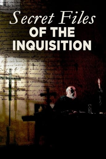 Poster of Secret Files of the Inquisition