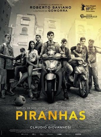 Image du film Piranhas