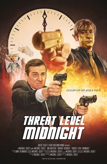 Poster of Threat Level Midnight
