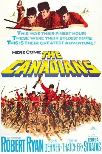 Poster of The Canadians