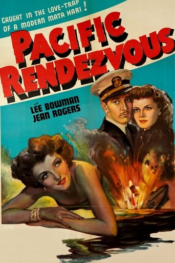 Poster of Pacific Rendezvous