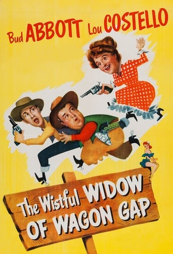 Poster of The Wistful Widow of Wagon Gap