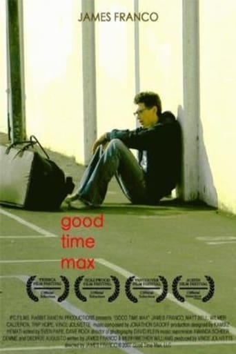 Poster of Good Time Max