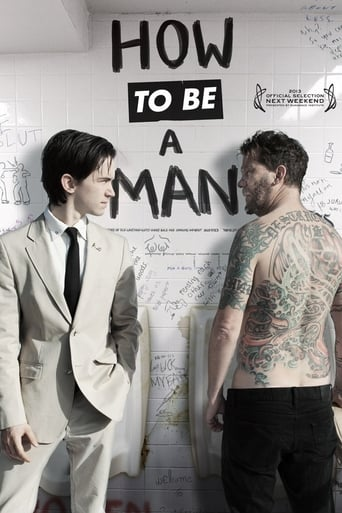 Poster of How to Be a Man