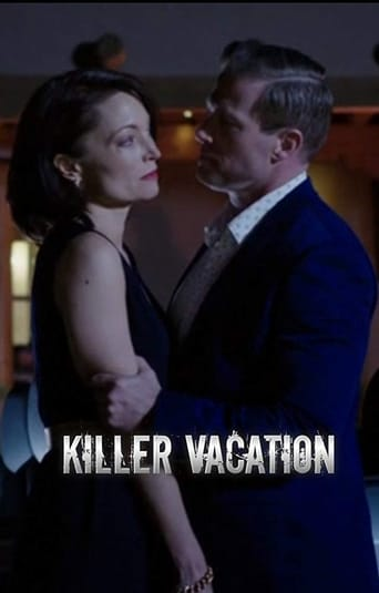 Poster of Killer Vacation