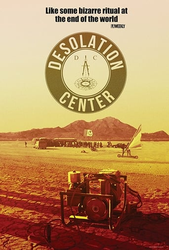 Poster of Desolation Center