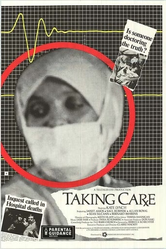 Poster of Taking Care