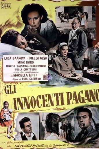 Poster of Gli innocenti pagano