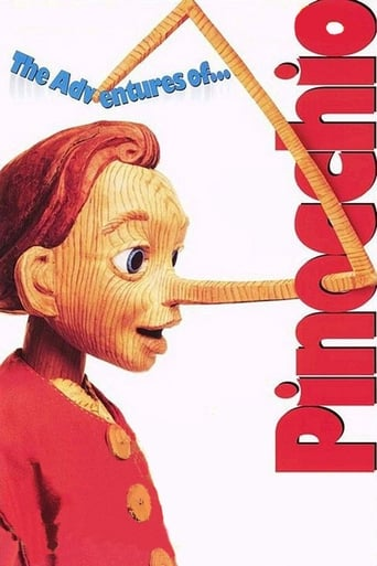 Poster of The Adventures of Pinocchio