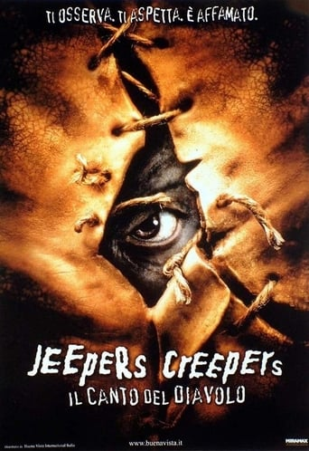 Poster of Jeepers Creepers - Il canto del diavolo