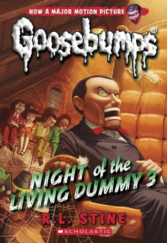 Poster of Goosebumps: Night of the Living Dummy III