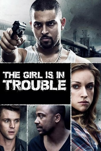 Poster of The Girl is in Trouble