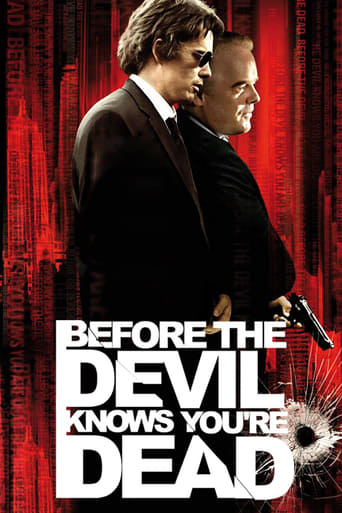 Poster of Before the Devil Knows You're Dead