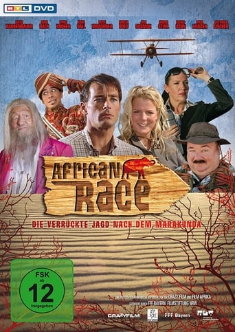 Poster of African Race
