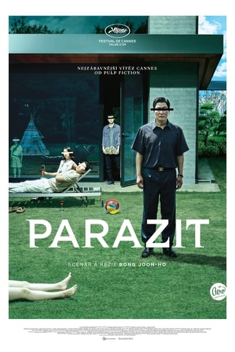 Poster of Parazit