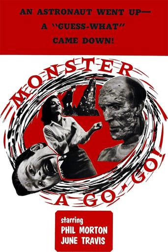 Poster of Monster a Go-Go