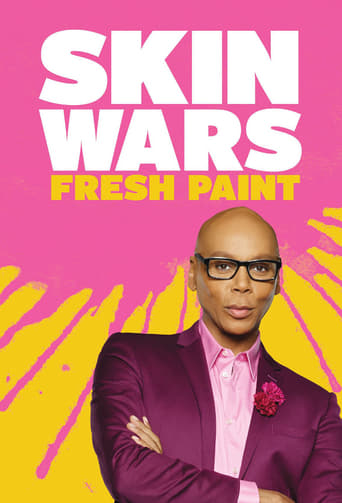 Poster of Skin Wars: Fresh Paint