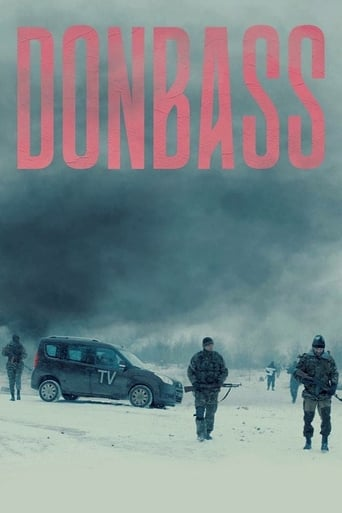 Poster of Donbass