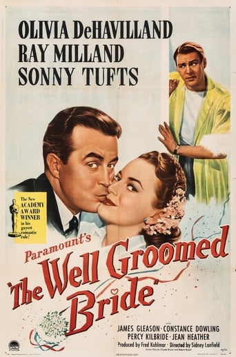 Poster of The Well Groomed Bride