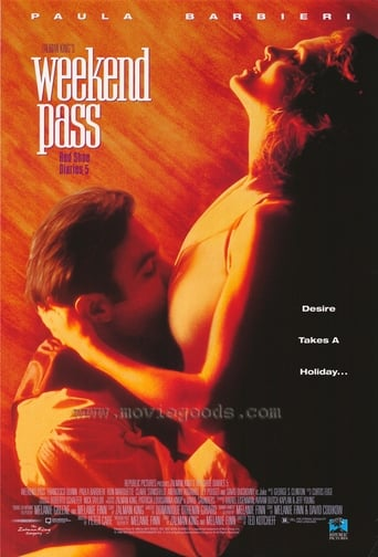 Poster of Red Shoe Diaries 5: Weekend Pass