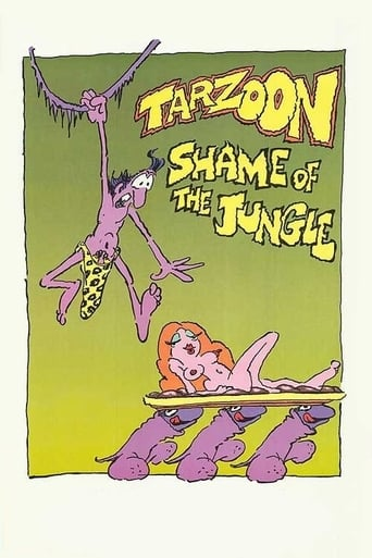 Poster of Shame of the Jungle